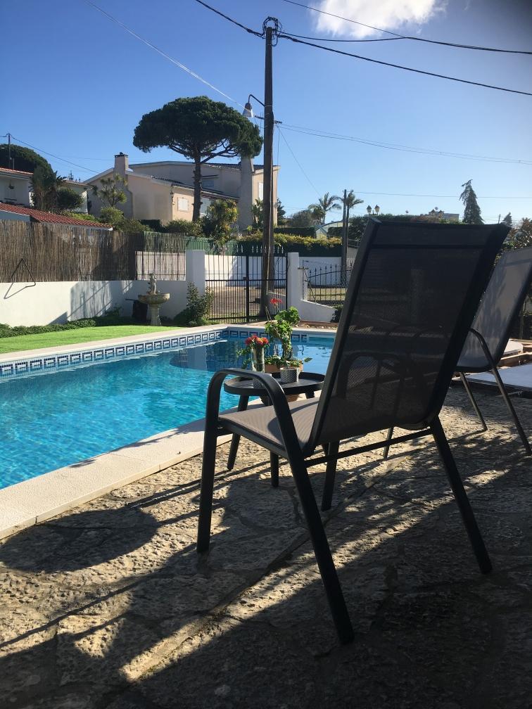 Casa Pausa zwembad