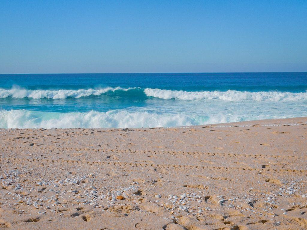 strand Sesimbra