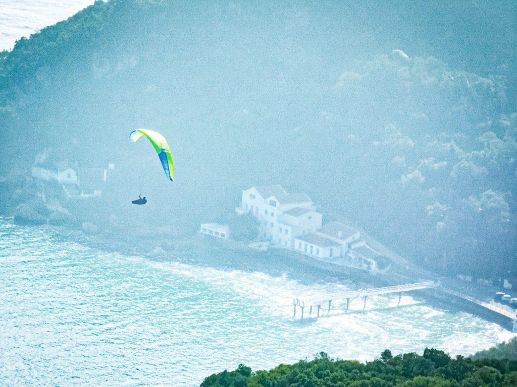 Casa Pausa kitesurfen
